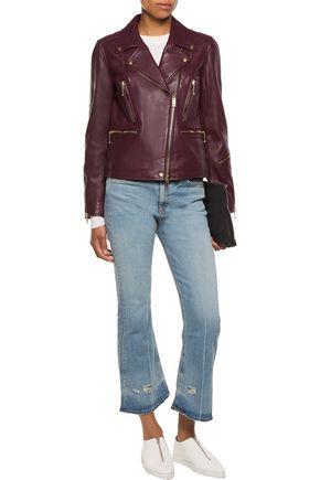 RAG & BONE Leather biker jacket