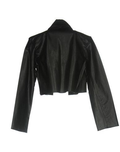 Фото 2 - Женский пиджак JIJIL черного цвета