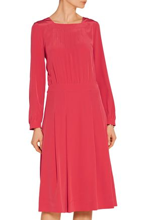 VANESSA SEWARD Bâle silk crepe de chine dress