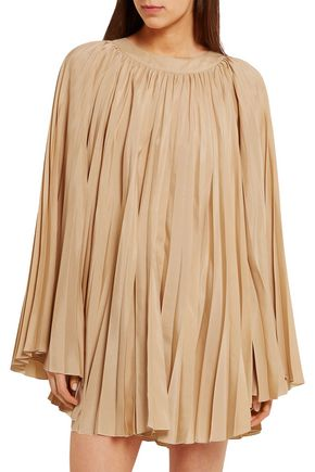VANESSA SEWARD Baden pleated silk mini dress