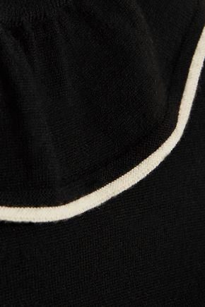 VANESSA SEWARD Camille wool mini dress