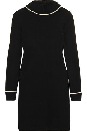 VANESSA SEWARD Camille wool mini dress