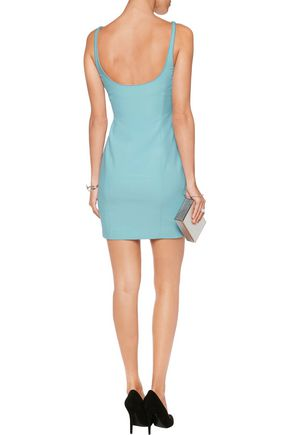 CINQ À SEPT Whiteley twill mini dress
