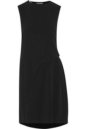 ACNE STUDIOS Caprice open-back draped crepe mini dress