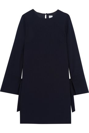 IRIS AND INK Matilda crepe mini dress
