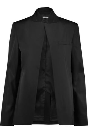 T by ALEXANDER WANG Satin blazer