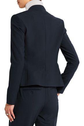 THEORY Lanai stretch-wool crepe blazer