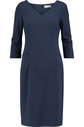GOAT Lexy wool-crepe dress