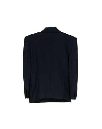 Фото 2 - Женский пиджак ELISABETTA FRANCHI 24 ORE темно-синего цвета