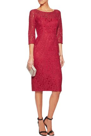 GOAT Corded lace dress