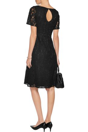 GOAT Virtue guipure lace dress