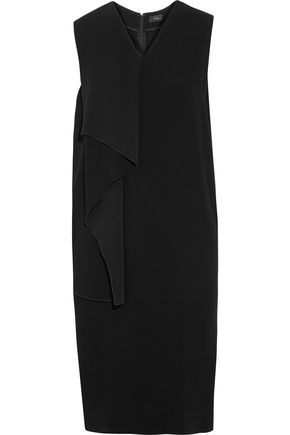 JOSEPH Hardy draped crepe dress