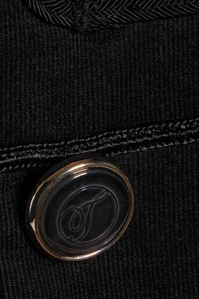 TEMPERLEY LONDON Voyage embroidered cotton-corduroy jacket