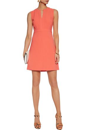 DIANE VON FURSTENBERG Fleur knitted mini dress