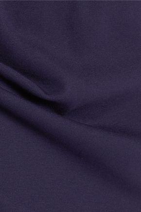 DIANE VON FURSTENBERG Jacey layered stretch-jersey dress