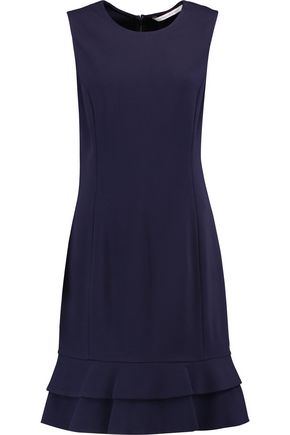 DIANE VON FURSTENBERG Jacey layered stretch-jersey dress