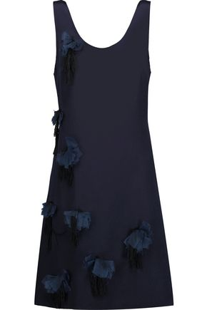 3.1 PHILLIP LIM Embellished silk mini dress