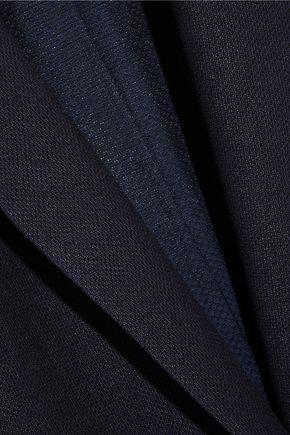 A.P.C. Jacqueline linen and cotton-blend blazer
