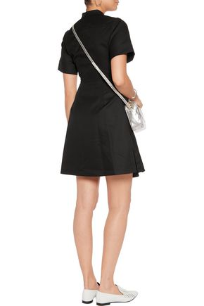 PROENZA SCHOULER Woven cotton mini dress