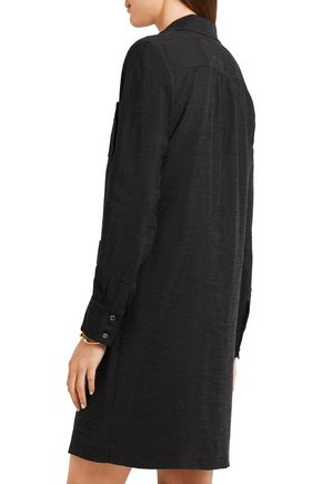 A.P.C. Megan slub jersey shirt dress