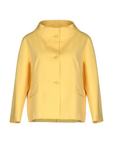 Фото - Женский пиджак MOUCHE желтого цвета