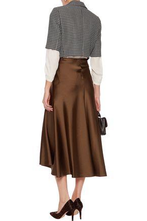 SONIA RYKIEL Cropped wool-tweed jacket