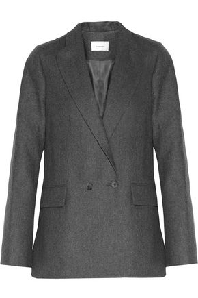 CARVEN Double-breasted wool jacket