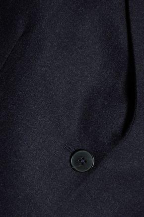 JIL SANDER Wool-blend blazer
