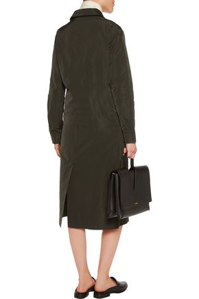 JIL SANDER Duchesse-satin jacket
