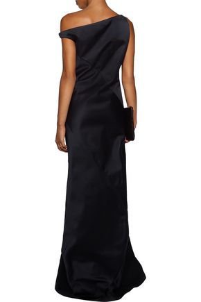 JIL SANDER Satin gown