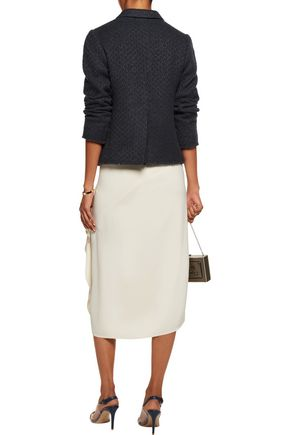 NINA RICCI Bouclé-tweed jacket