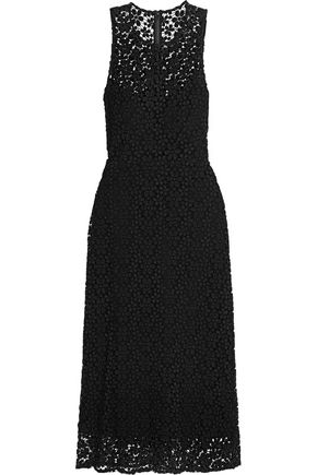 A.L.C. Lace cotton midi dress