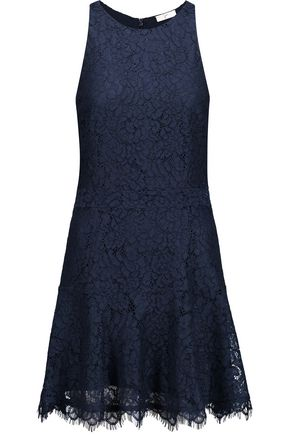 JOIE Adisa corded lace mini dress