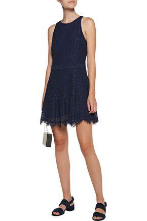 JOIE Adisa corded lace mini dress