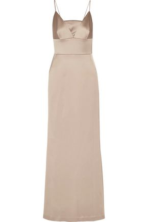BAILEY 44 Satin gown