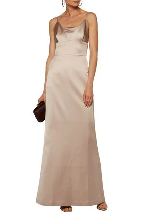 BAILEY 44 Satin gown