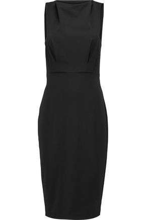 BADGLEY MISCHKA Stretch-jersey dress