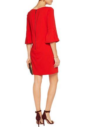 BADGLEY MISCHKA Crepe dress