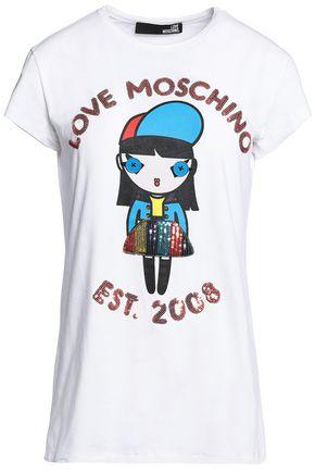 LOVE MOSCHINO Short Sleeved