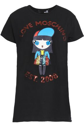 LOVE MOSCHINO Short Sleeved
