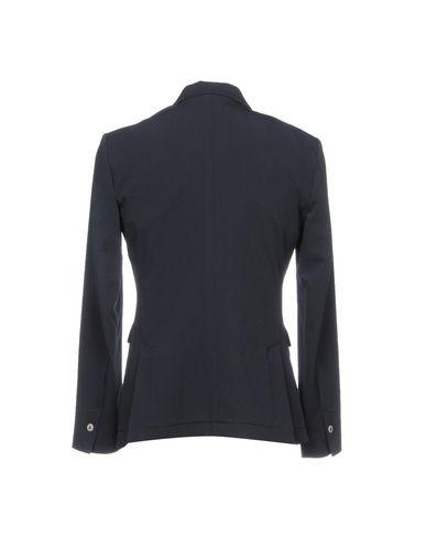 Фото 2 - Мужской пиджак OBVIOUS BASIC темно-синего цвета
