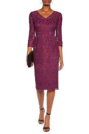 GOAT Guipure lace dress