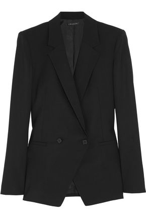 THEORY Elkaey stretch-wool blazer