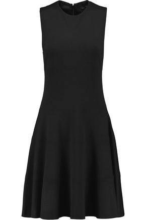 JOSEPH Colonel wool-blend jersey dress