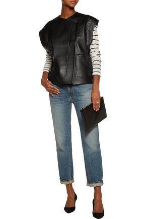IRO Iris leather vest