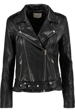 IRO Jamie leather biker jacket