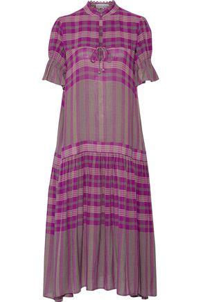 APIECE APART Los Altos printed voile midi dress