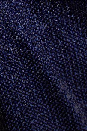 HALSTON HERITAGE Sequined crepe gown
