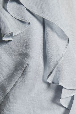 SACHIN & BABI Crawford ruffled chiffon gown