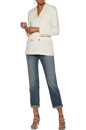 DEREK LAM 10 CROSBY Cotton-canvas blazer